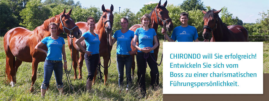 Erfolgreich mit Chirondo!